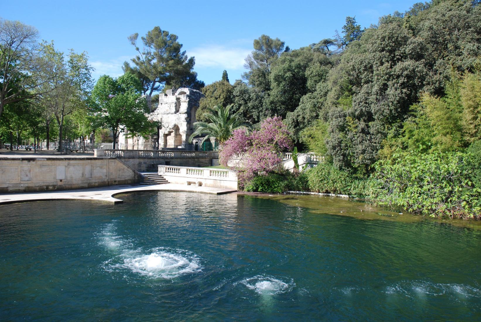 APJLR - Jardins de la Fontaine
